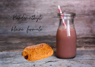 Kinderontbijt kleine formule