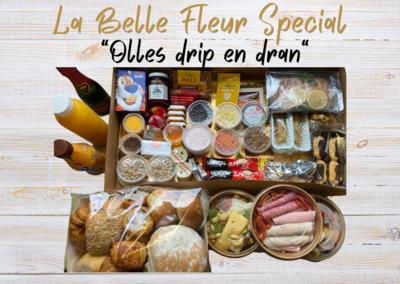 """1a. Nieuw - La Belle Fleur Special """"olles drip en dran"""""""